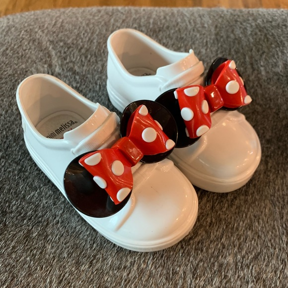 Mini Melissa Minnie Mouse Shoes Toddler